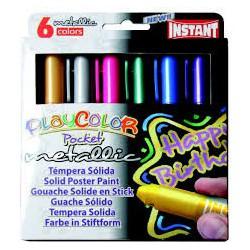 PlayColor pocket color metallic box 6