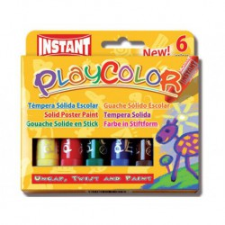 Playcolor solid color one box 6 ass - Instant Playcolor one