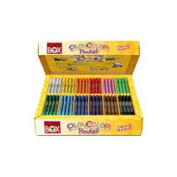 PlayColor pockt stilo tempera solida box 144 ass - Instant