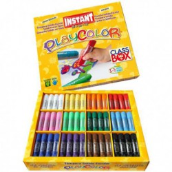 PlayColor tempera solida box 144 ass